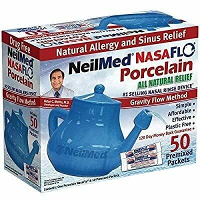 NeilMed Porcelain ኒልሜድ