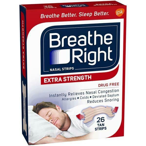 Breathe Right ብሬዝ ራይት