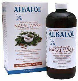 Alkalol Nasal Wash አልካሎል ናሳል ወሽ