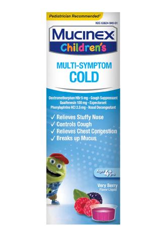 Children's Mucinex ችልድረን ሚዩስኔክስ