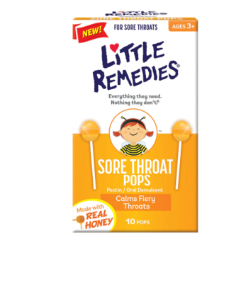 Little Remedies ሊትል ሪሜድስ