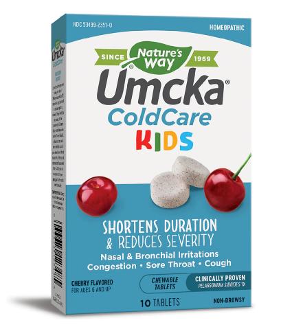 Umcka ColdCare Kids ኡምካ ኮልድኬር ኪድስ