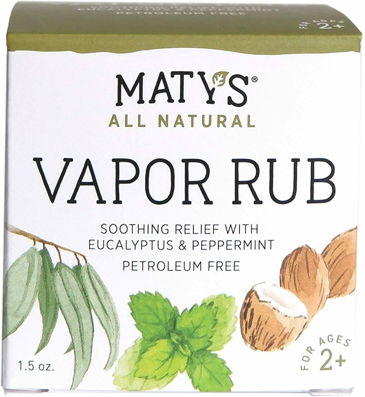 Maty's Vapor Rub ማቲስ ቫፖር ሩብ