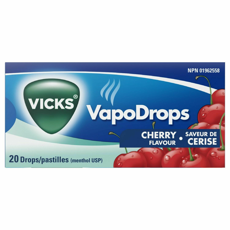 Vicks VapoDrops ቪክስ ቫፖድሮፕስ