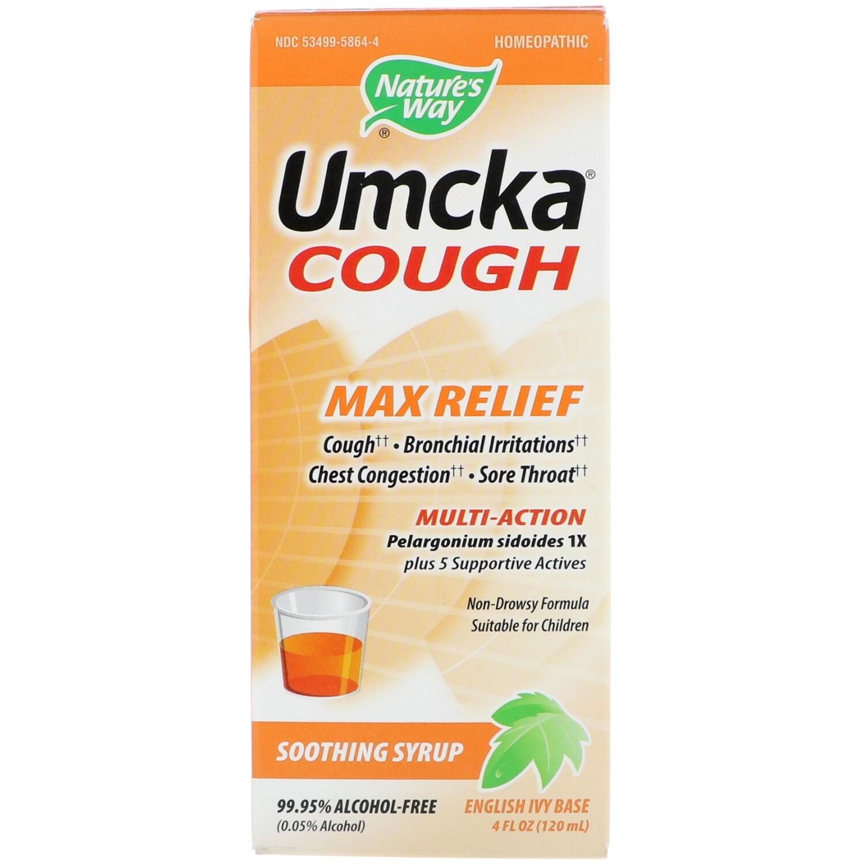 Umcka Cough ኡምካ