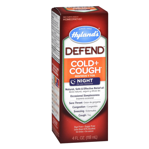 Cold & Cough ኮልድ & ካፍ