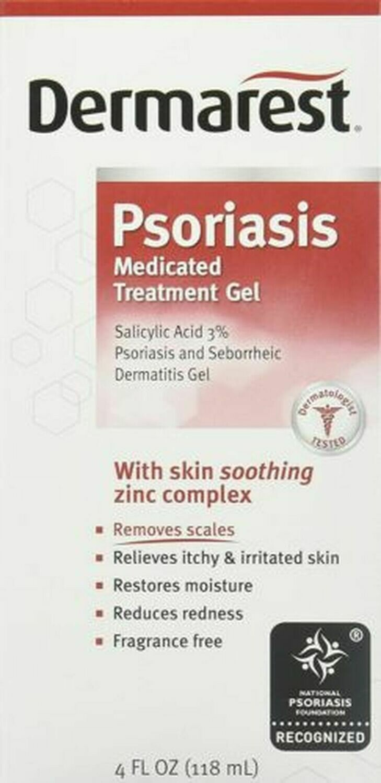 Dermarest Psoriasis ዴርማስት ፒሲሲስ