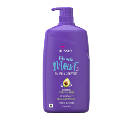 Aussie Shampoo አውሲ ሻንፖ