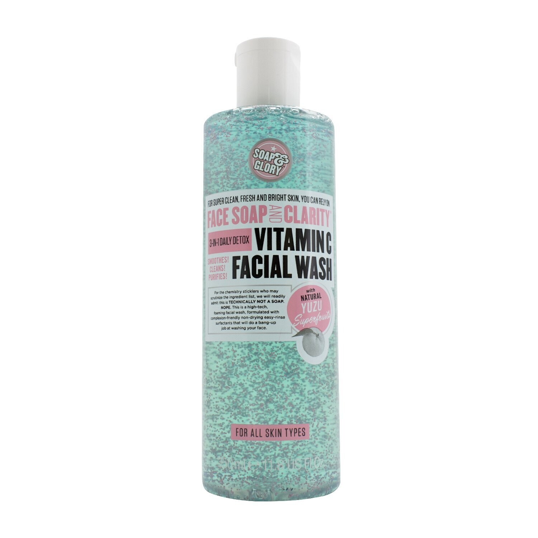 Vitamin C Facial Wash ቫይታሚን ሲ ፌሻል ወሽ