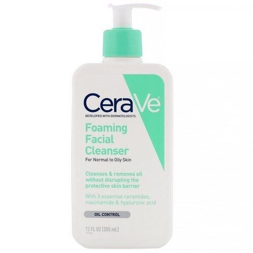 Foaming Face Cleanser ፎአሚንግ ፌስ ክሊንሰረ
