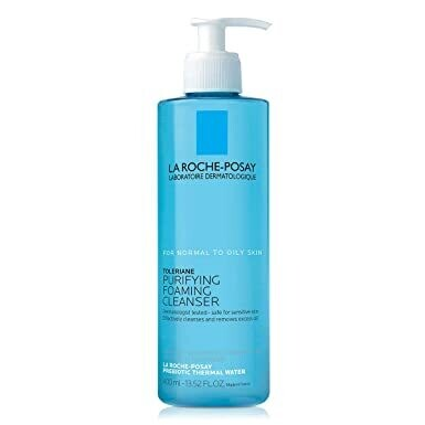 Purifying Foaming Face Cleanser