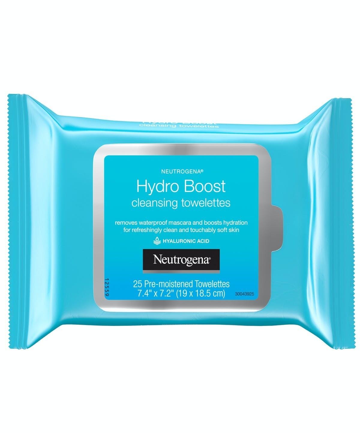 Hydro Boost Face Cleansing ሃይድሮ ቦስት ፌስ ክሊንሲንግ