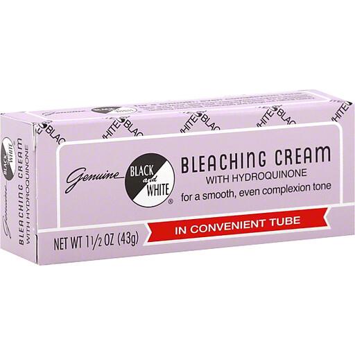 Bleaching Cream ብሌቺንግ ክሬም