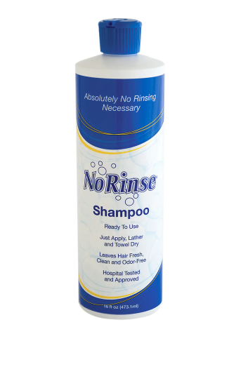 No Rinse Shampoo ኖ ሬንስ ሻምፖ