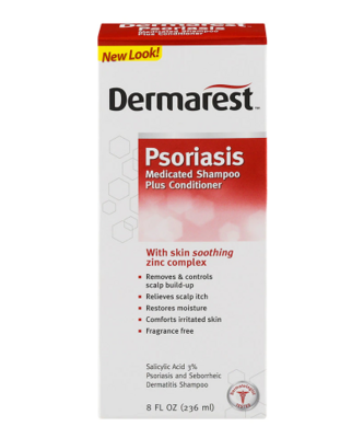 Psoriasis Medicated Shampoo plus Conditioner ሶራየስስ ሜዲኬትድ ሻምፖ እና ኮንዲሽነር