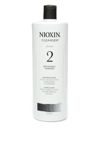 Nioxin Cleanser for Fine Hair  ኒዮክሲን ለንጹህ ፀጉር ማጽጃ