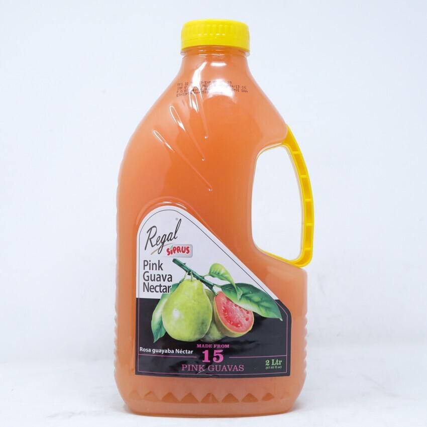 ጉዋቫ ጁስ / Regal Pink Guava Juice