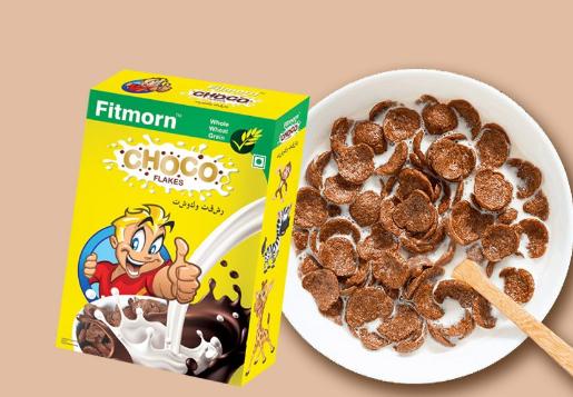 Choco Flakes ቾኮ ፍሌክስ
