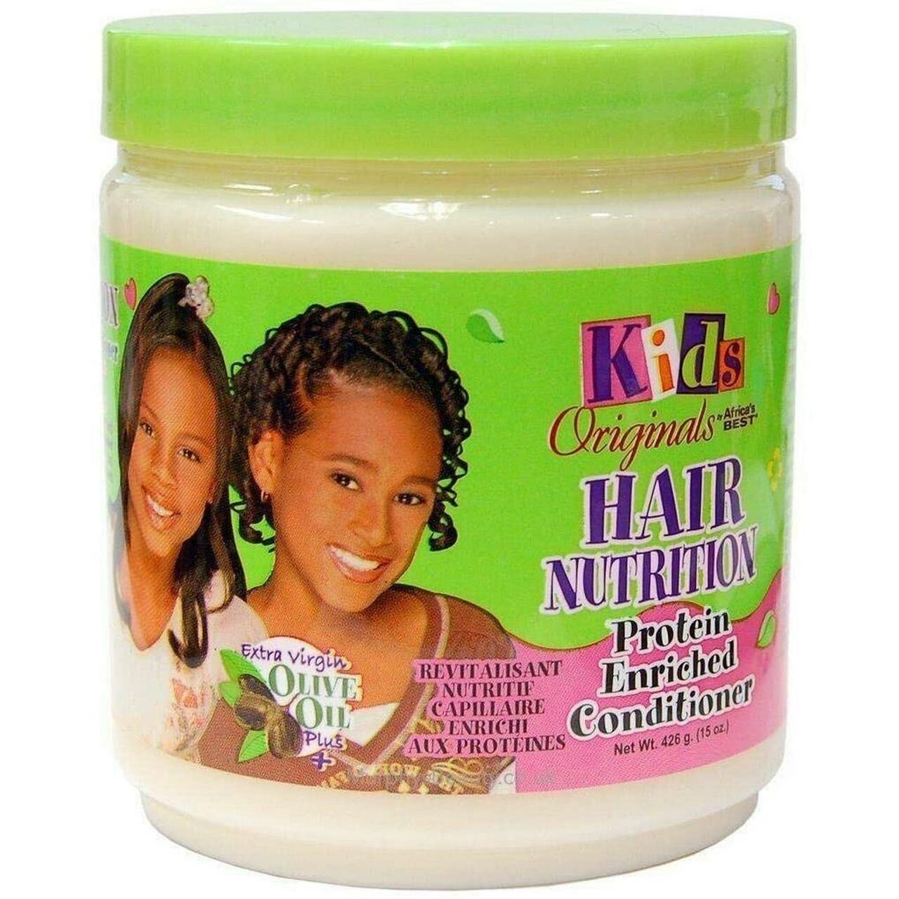 Organic Hair Nutrition for Kids