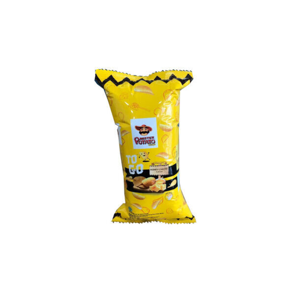 Mister Potato Crisps Roasted Beef Flavor
