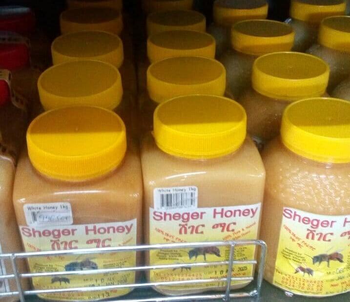 Sheger Honey ሸገር ማር
