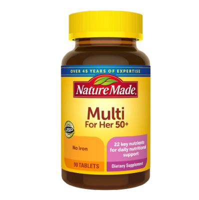 Nature Made Multivitamin ኔቸር ሜድ  መልቲቫይታሚን