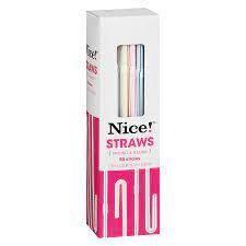 Flexible Straws