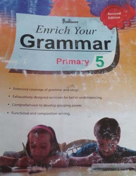 Enrich your Grammar Primary 5