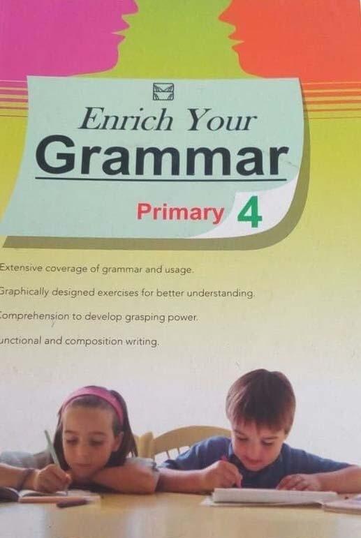 Enrich Your Grammar Primary 4