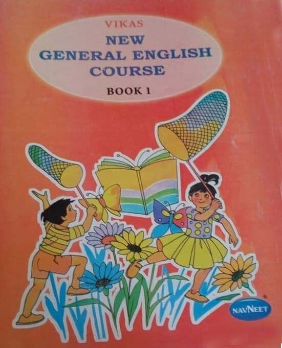 Vikas New General English Course Book 1