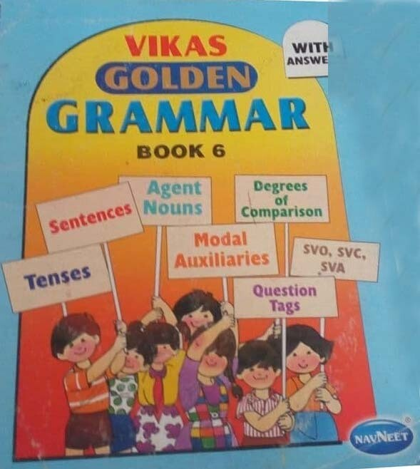 Vikas Golden Grammar