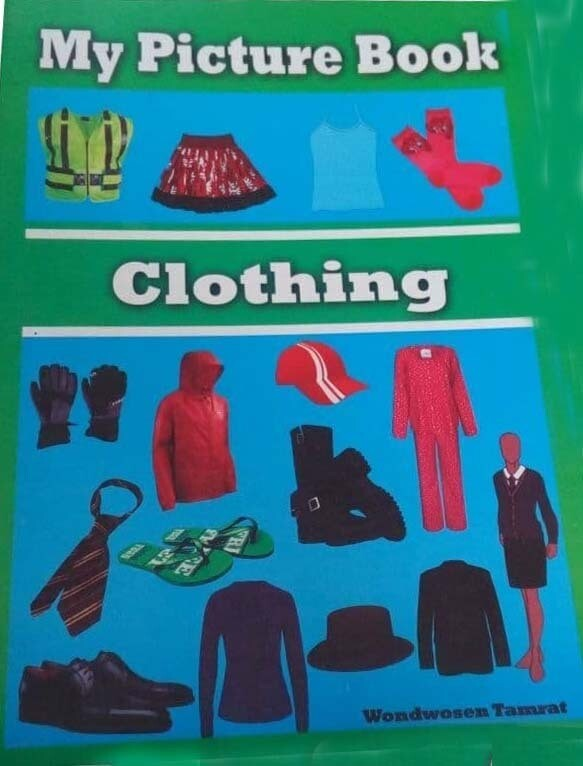 My Picture Book Clothing