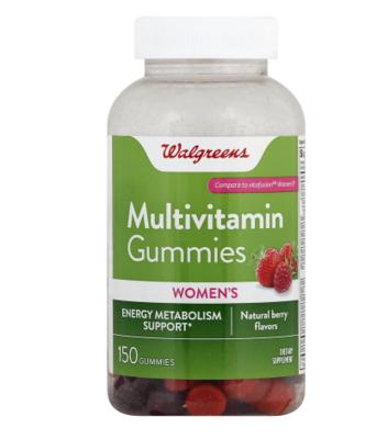 Women's Multivitamin Gummies Berry