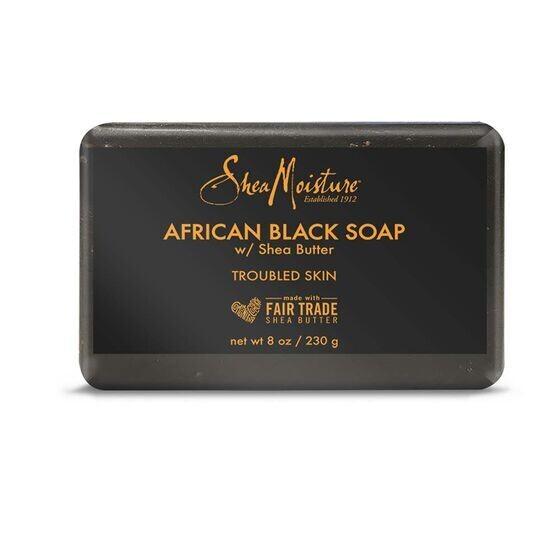 African Black Soap የአፍሪካ ጥቁር ሳሙና