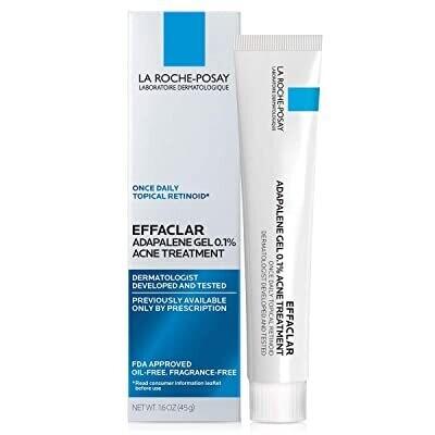 Adapalene Gel 0.1% Retinoid Acne Treatment