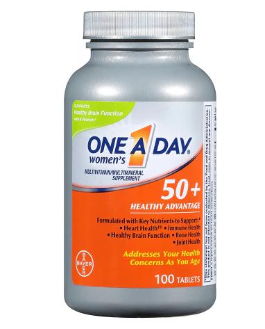 ONE A DAY ዋን ኤ ደይ ( Women's 50+ Advantage )