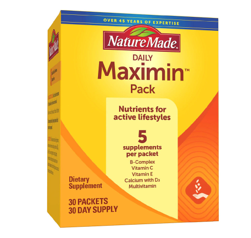 Nature Made ኔቸር ሜድ ( Maximin Pack 30 Days )
