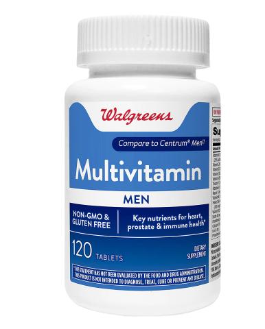 Multivitamin Men  መልቲቫይታሚን