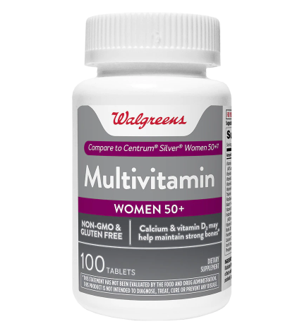 Multivitamin Women 50+ መልቲቫይታሚን ዉመን 50+