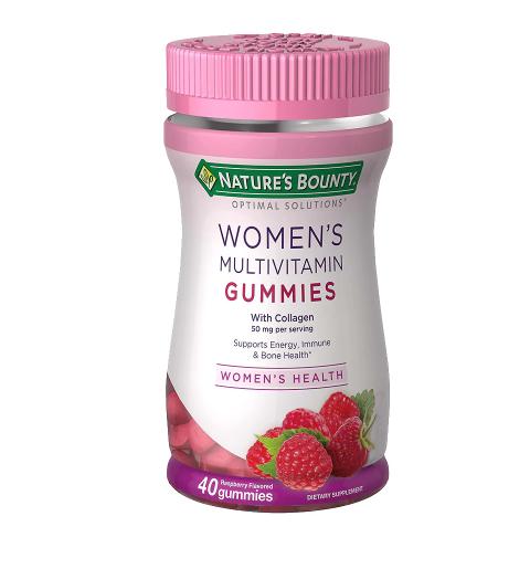 Women's Multi-Vitamin Gummies ዉመን መልቲ-ቫይታሚን