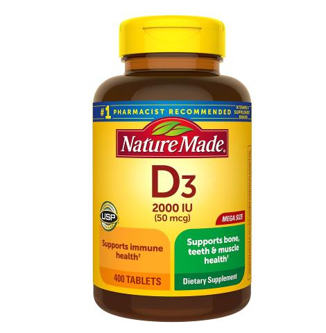 Vitamin D3  ቫይታሚን ዲ3