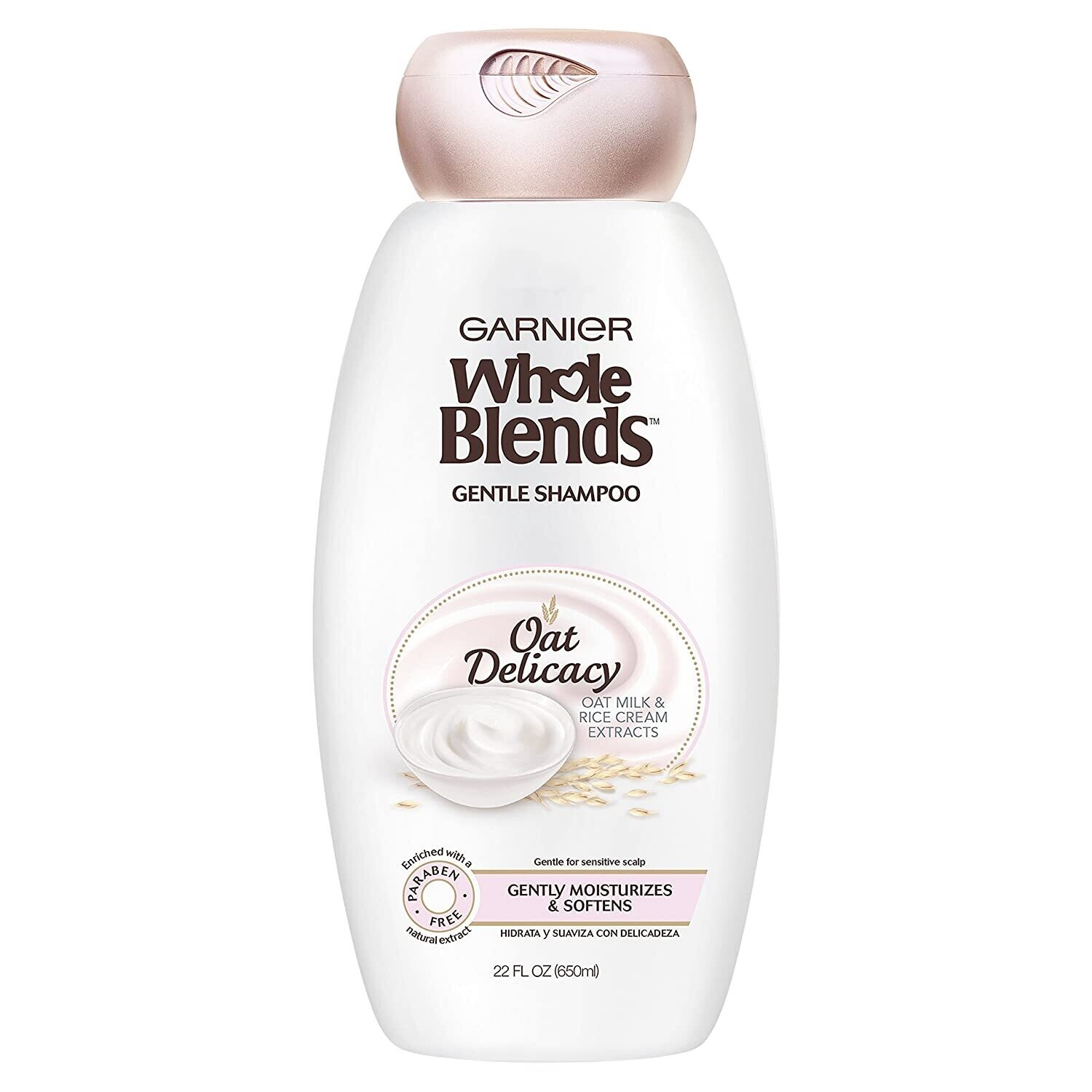 Gentle Shampoo Oat Delicacy, For Fine to Normal Hair