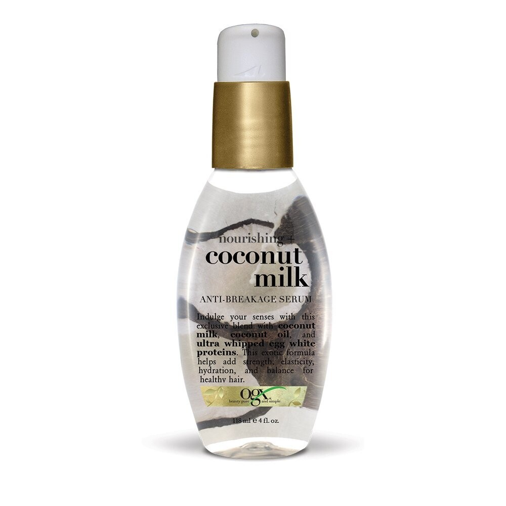 Nourishing Coconut Milk Anti-Breakage Serum