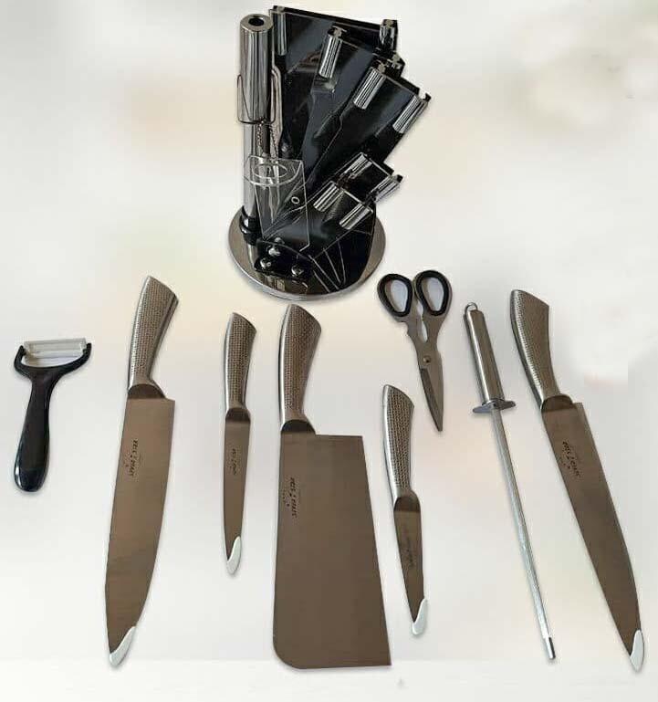 Seven Star Germany knife ሰቨን ስታር ጀርመኒ ቢላዋ