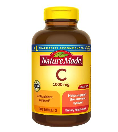 Vitamin C 1000 mg Tablets ቫይታሚን ሲ