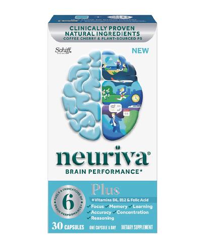 Neuriva  ኑሪቫ Brian Performance & Support Plus