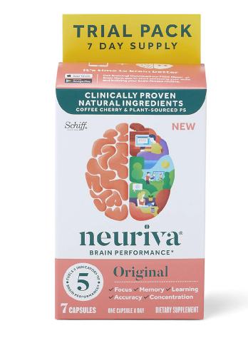 Neuriva  ኑሪቫ ( Original Brain Performance Support Supplement )