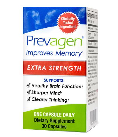 Prevagen ፕሪቬጅን (Extra Strength Capsules)
