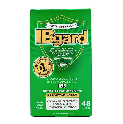 Ibgard ኢብጋርድ IBS Treatment Capsules