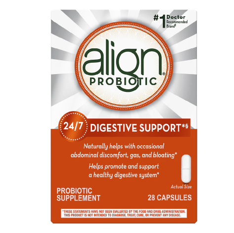 Align አላይን (Digestive Care Probiotic Supplement Capsule)